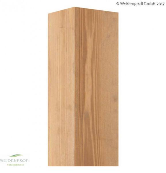 Holzpfosten aus Kiefer, eckig - 9 x 9 x 200 cm
