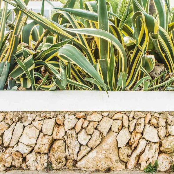 Gartenbanner Motiv Aurelie