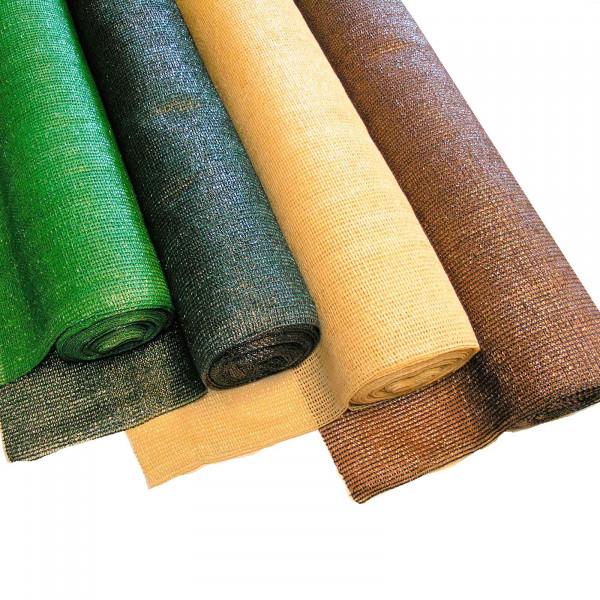Schattiergewebe 100% verschiedene Farben