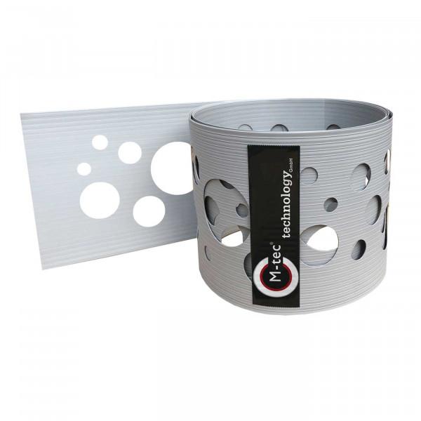 Hart-PVC Sichtschutzstreifen mit Dekor - Points