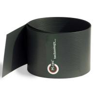 Hart-PVC Sichtschutzstreifen Anthrazit