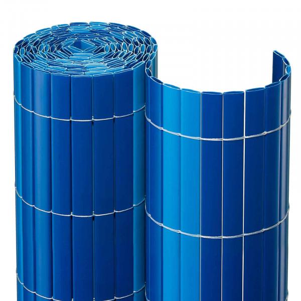 Sichtschutzmatte PVC Azur