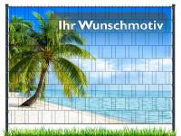 Sichtschutz - Eigenes Motiv - 1 Zaunfeld