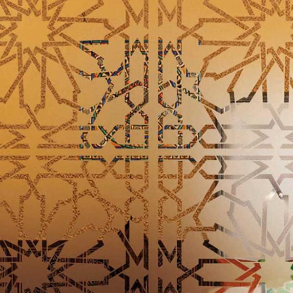 Marokko Fensterfolie