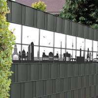 Bedruckte Kreativstreifen Motiv Berlin Skyline, Detail