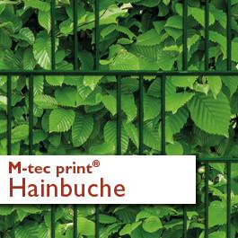 M-tec print Weich-PVC Motiv Hainbuche