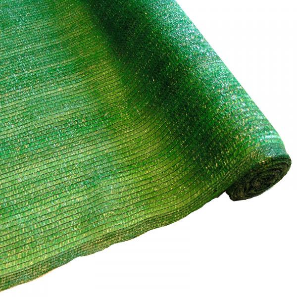 Schattiergewebe grün -90% schattiert