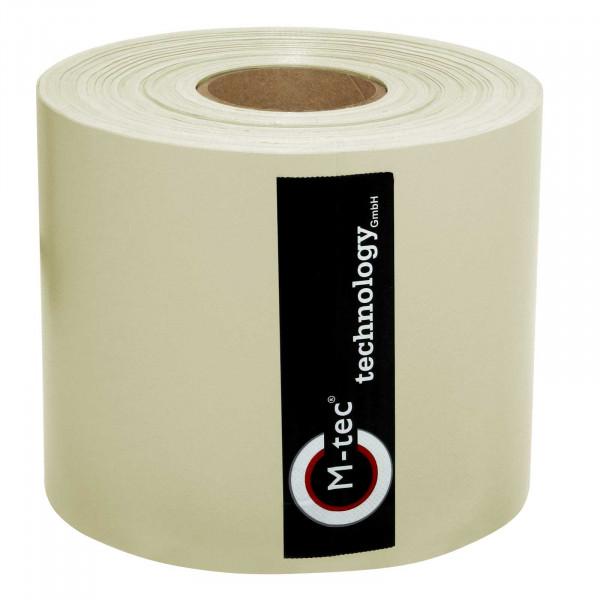 M-tec Profi-line® Weich PVC Streifen Creme Beige 19cm Höhe