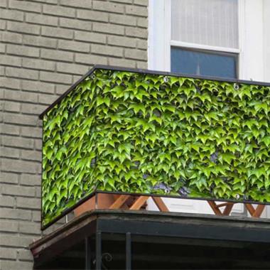 Balkonsichtschutz Natur Motive
