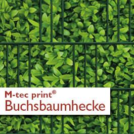Weich-PVC Motiv-Streifen - Buchsbaum