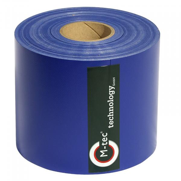 Weich-PVC Sichtschutzstreifen Profi-line Blau 65m