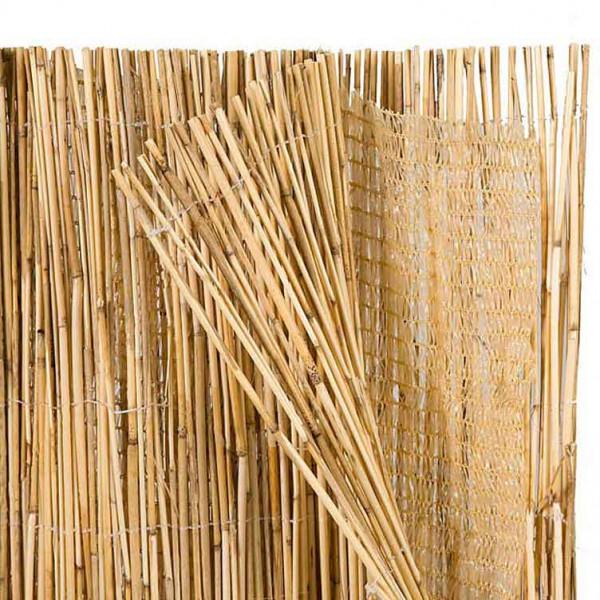 Bambusmatte Madrid Sichtschutz